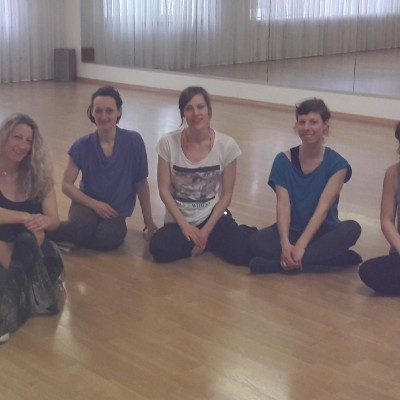 WS Contemporary dance mit Julia Holzmüller am 13.01.18