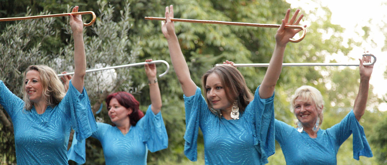 Auftrittsgruppe Tanzstudio Lilo Fried