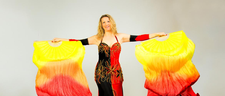 Tanzlehrerin Mara vom Tanzstudio Lilo Fried